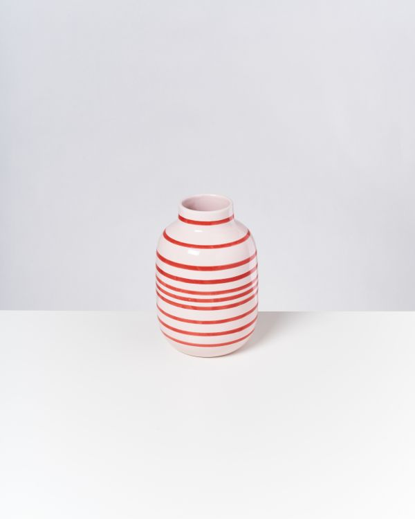 NUNO M - red striped