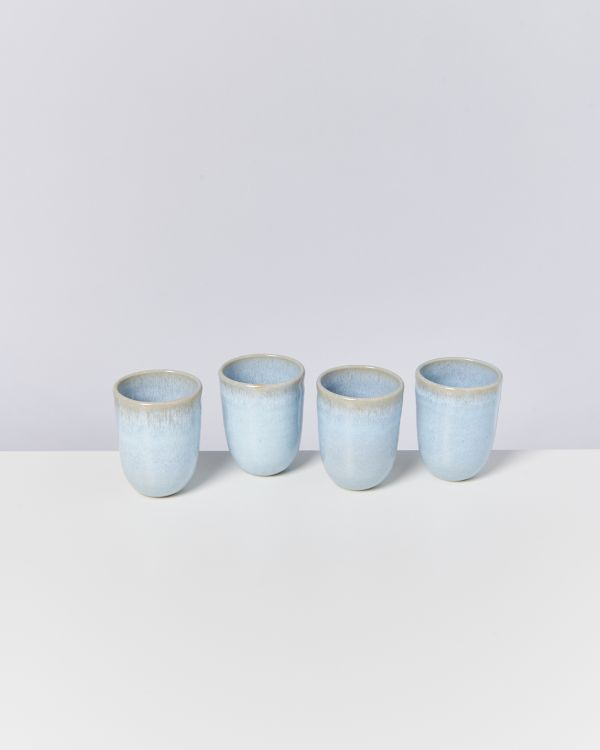 PINGO - Set of 4 Mugs big lavender