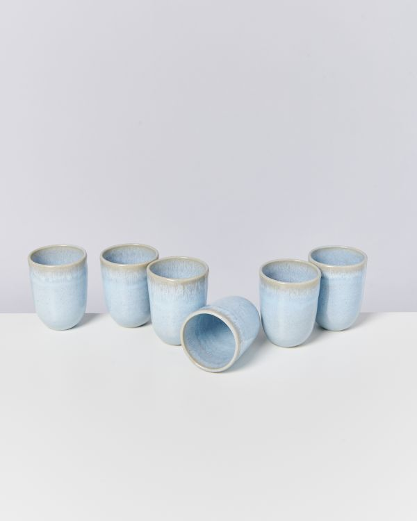 PINGO - Set of 6 Mugs lavender