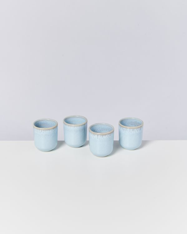 PINGO - Set of 4 Mugs small lavender