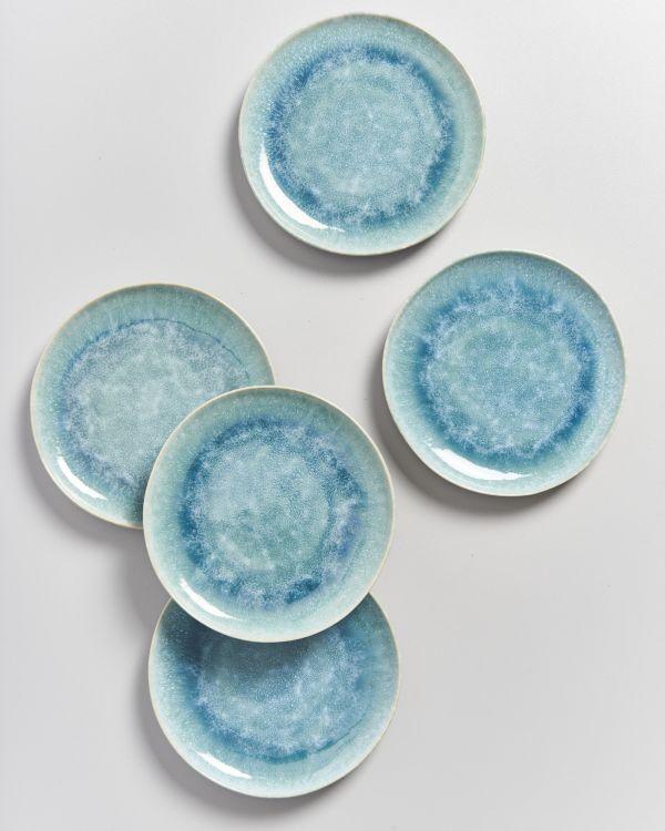 ALCACHOFRA - Mini Plate greenblue