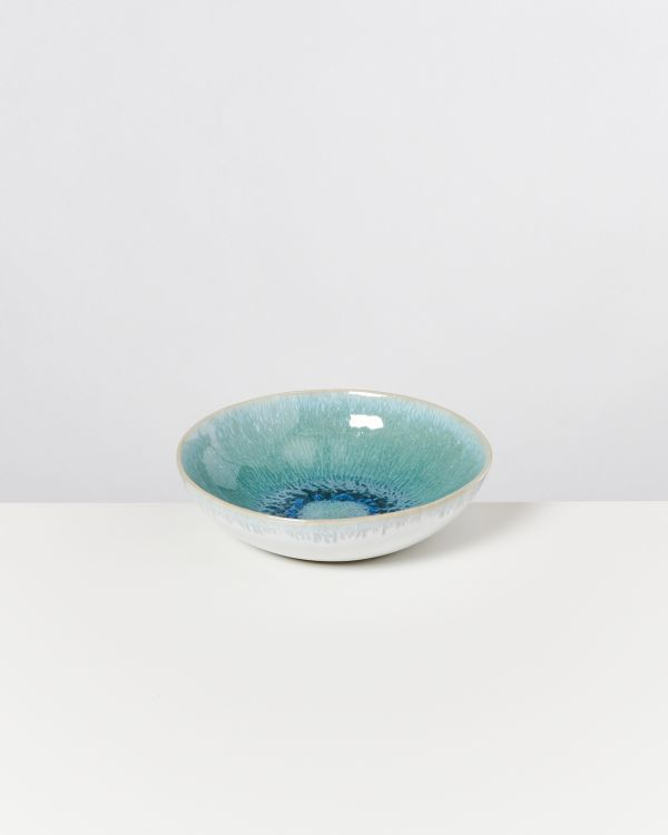 SESIMBRA - Cerealbowl small greenblue