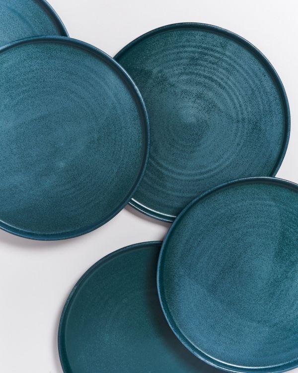 Tavira Teller groß grün