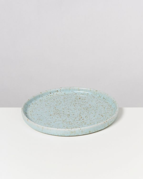 TAVIRA – Plate small mint dots