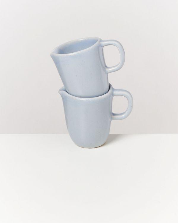 Tavira - Milk Jug pastelblue