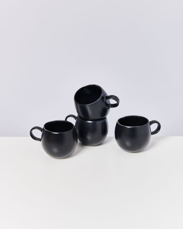 TURMALINA - Set of 4 Mugs big