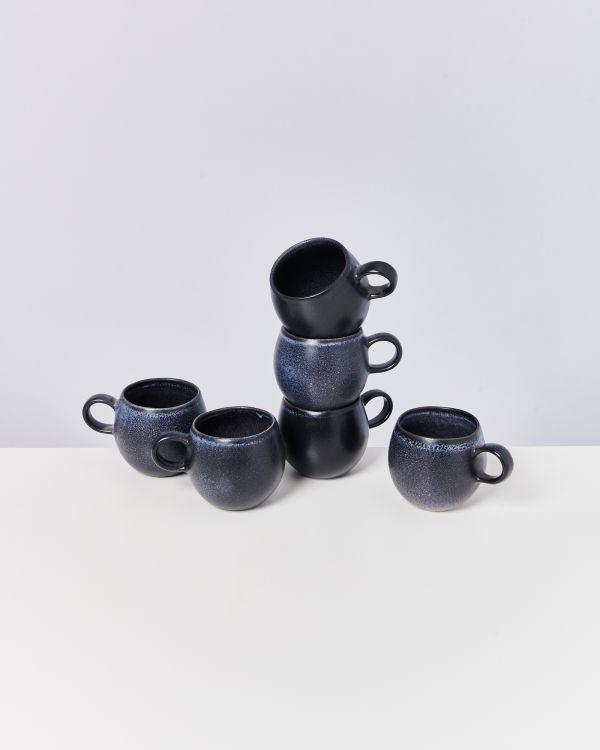 Turmalina 6er Set Tasse klein