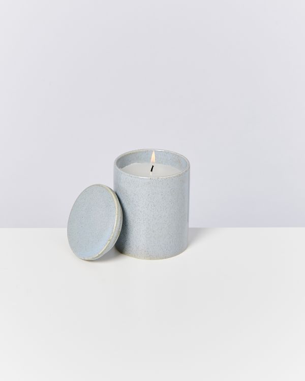 VELA - Candle greyblue