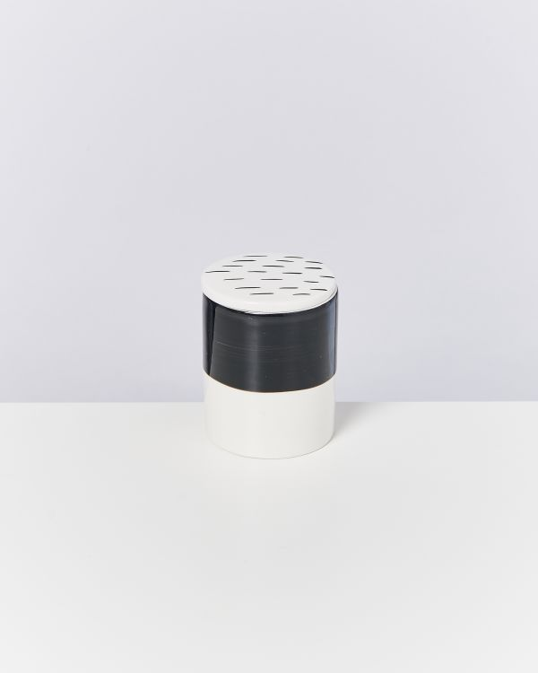 VELA - Candle black white