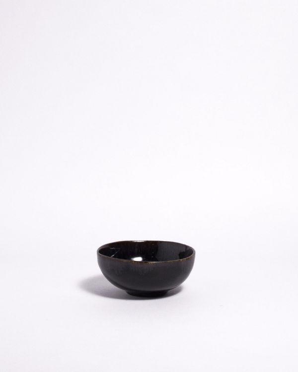 Alachofra - Saucenschälchen Ø 11 cm schwarz
