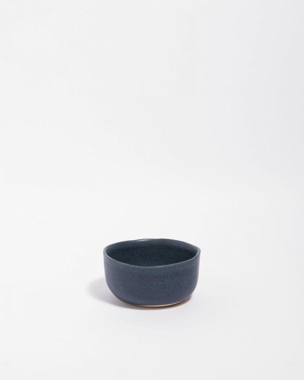 Macio Saucenschälchen blau-schwarz