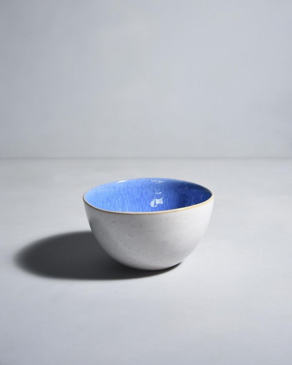 AREIA - Cerealbowl royal blue