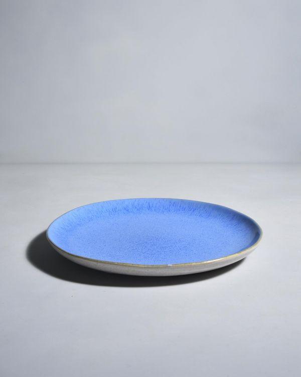 Areia Teller gross royal blau