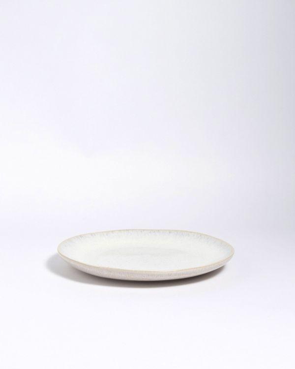 Areia - Teller klein weiss