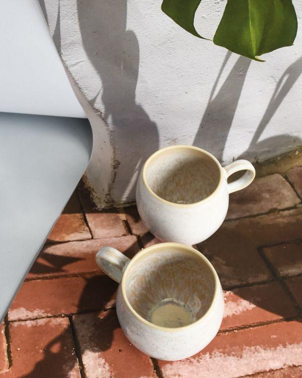 AREIA - Mug sand
