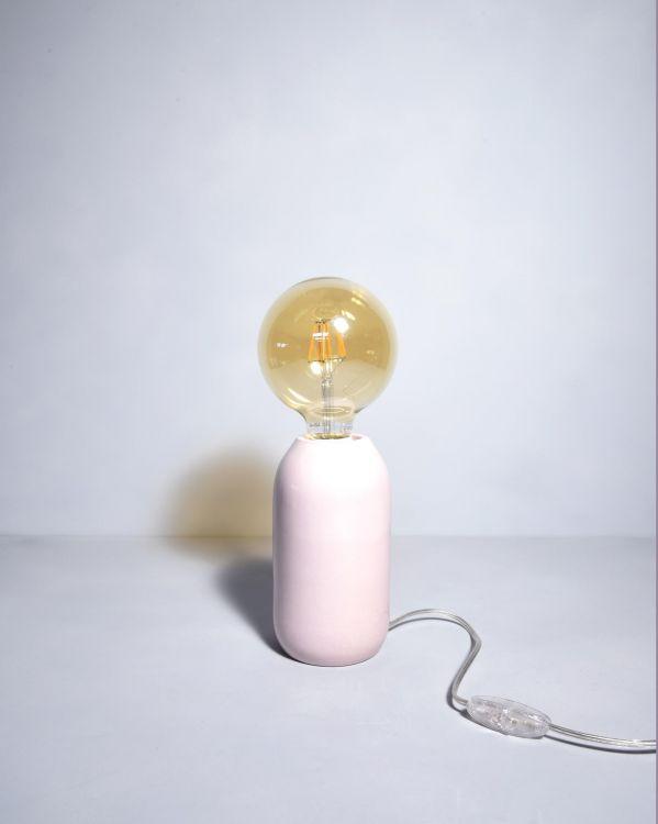 Farol Lampe rosa