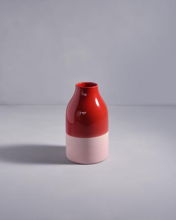 MARISA - red / rose