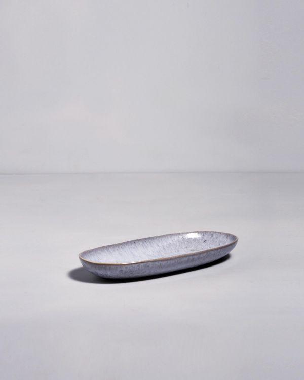 Porto Servierplatte M grau