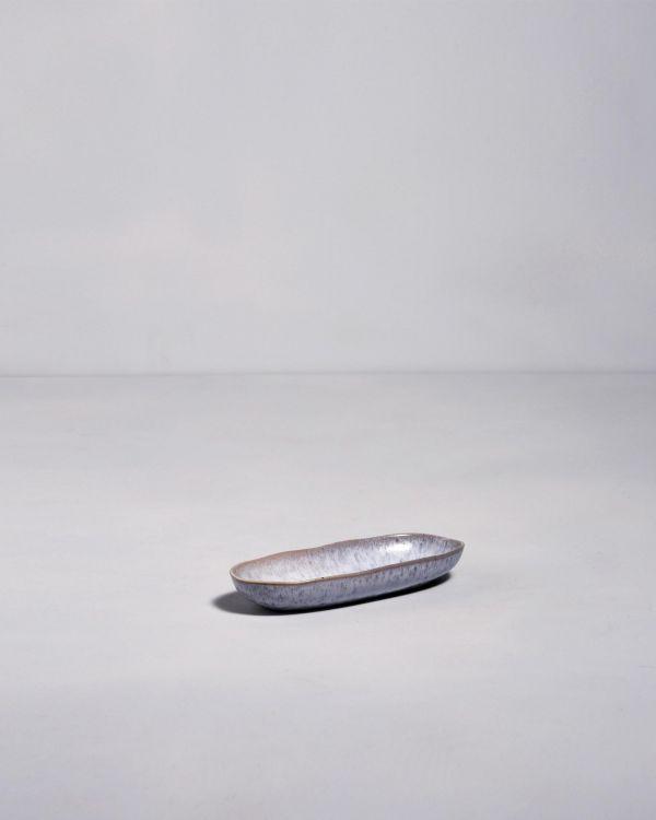 Porto Servierplatte S grau
