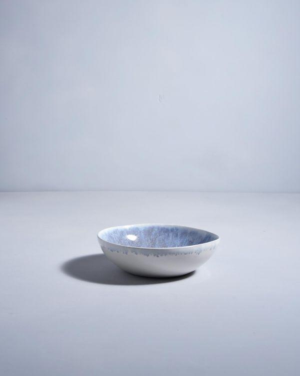 Sesimbra Müslischale S graublau