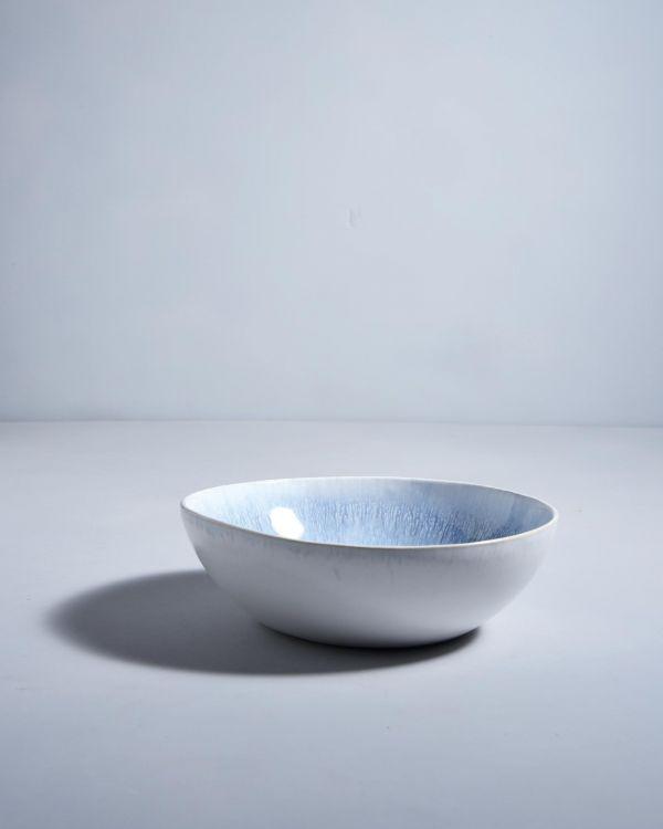 Sesimbra Müslischale M graublau