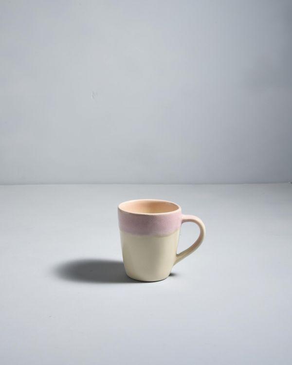 Tia Cup rose sand
