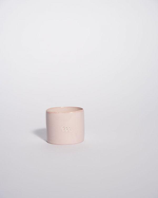 Tubo - Serviettenring Rose