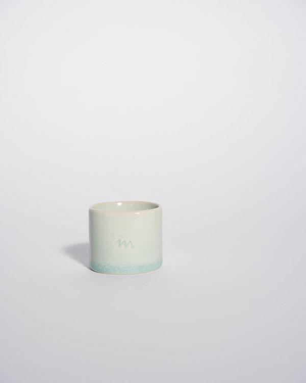 Tubo - Serviettenring Turquoise
