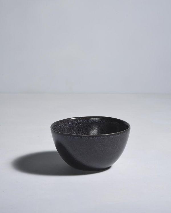 Turmalina Müslischale schwarz