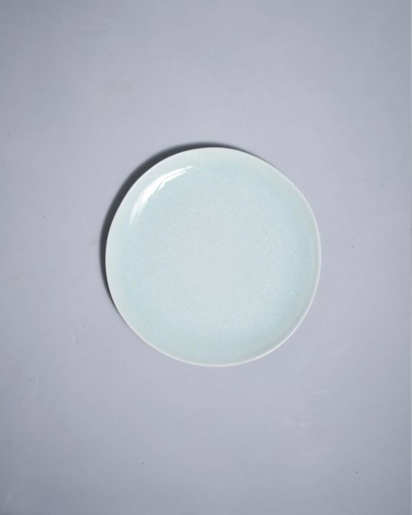 AREIA DUPLA - Plate small candy mint