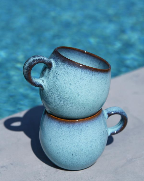AREIA Cup small teal