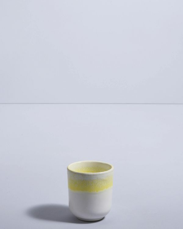 COPA ALTO - Mug small yellow