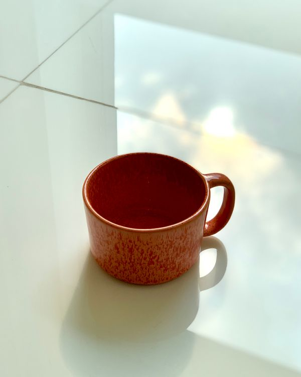 Copo Tasse orange