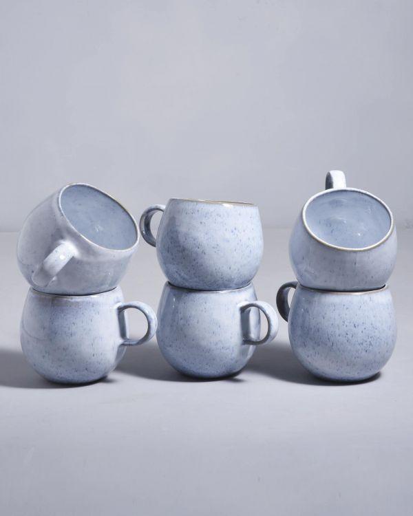 Frio 6er Set Tasse groß