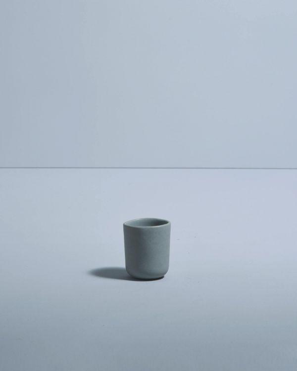 Macio Espressobecher grau