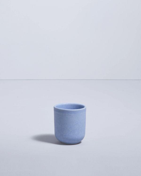 Macio Becher klein hellblau