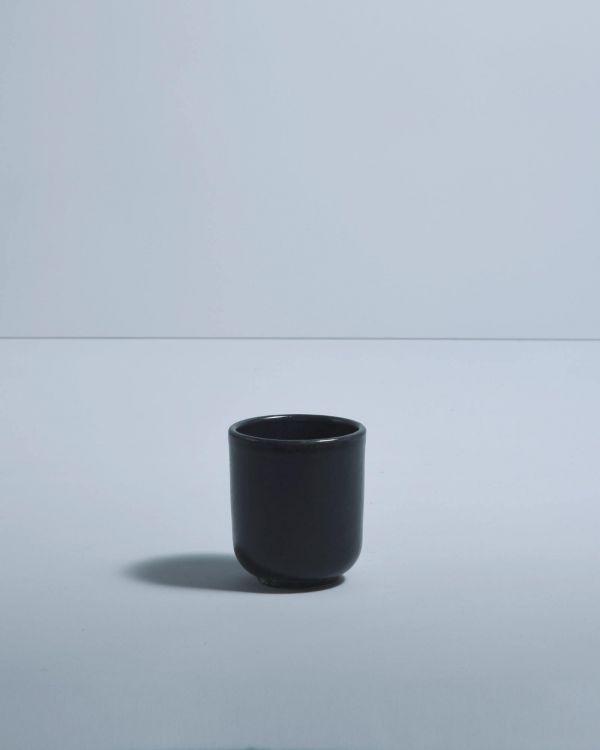 Macio Becher klein schwarz
