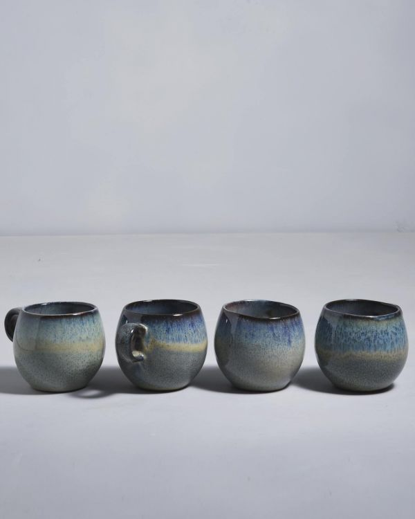 MADEIRA - Set of 4 Cups small