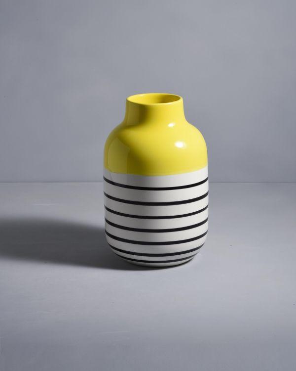 Nuno gelb schwarz gestreift