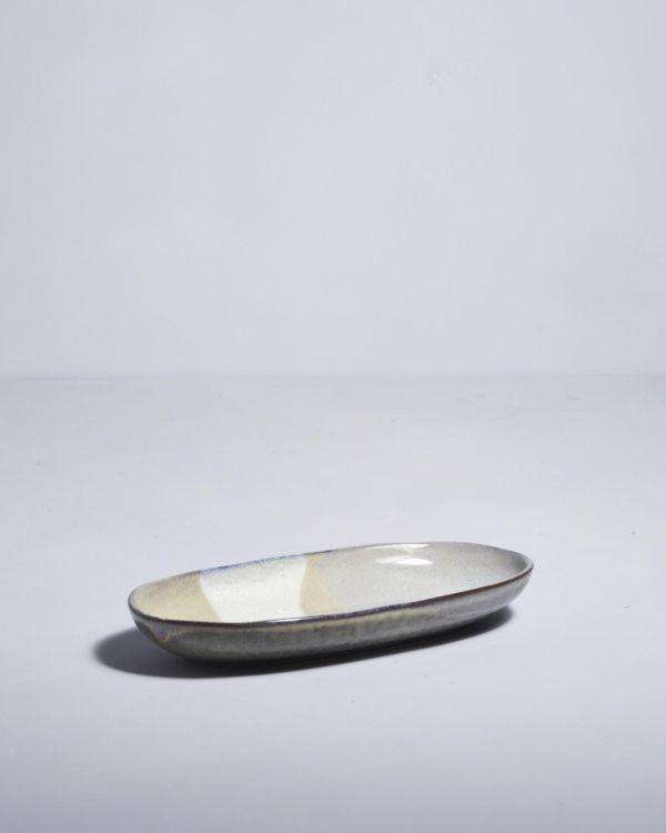 Pintor Servierplatte M vanille