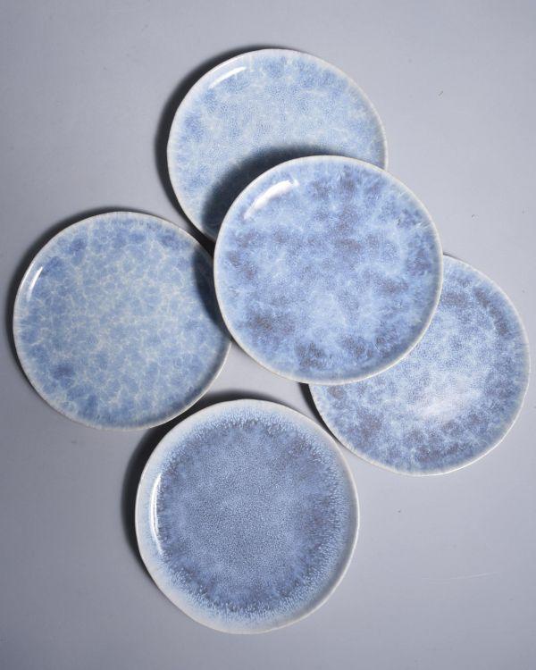 Sesimbra Miniteller graublau