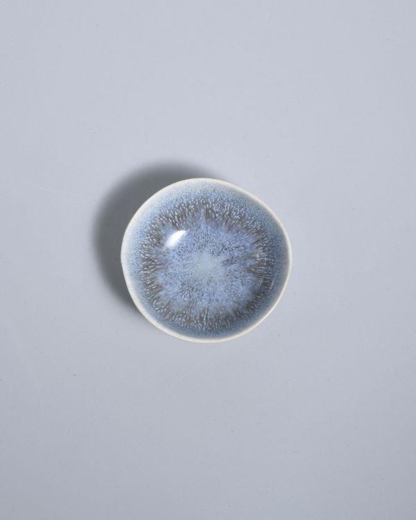 SESIMBRA - Saucebowl 11cm grey blue