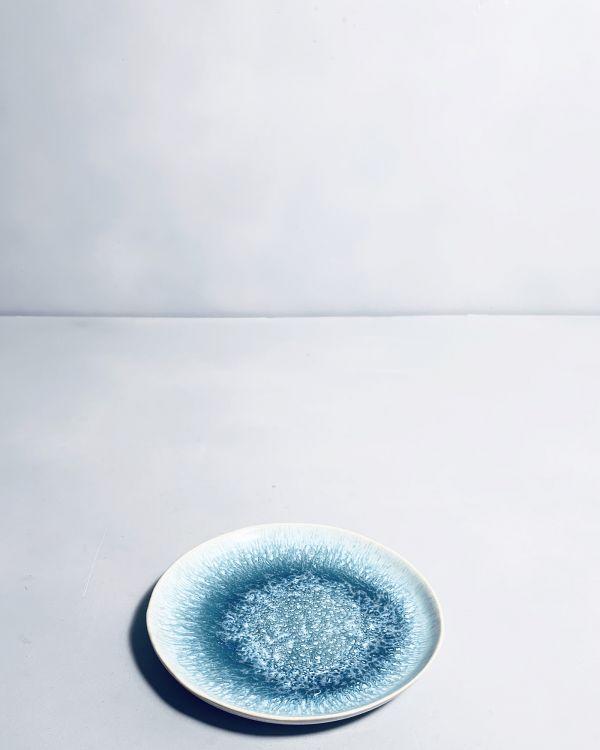 SESIMBRA - Miniplate turquoise blue