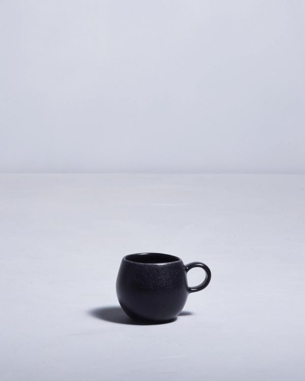Turmalina Espressotasse schwarz