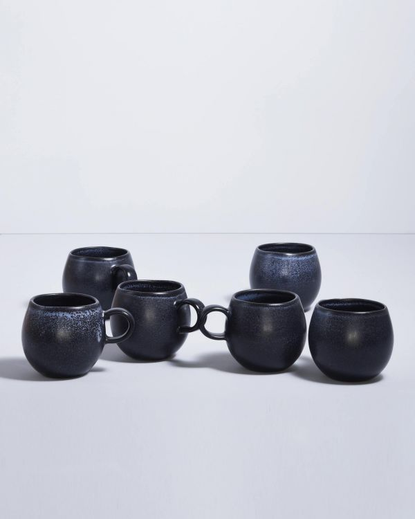 TURMALINA - Set of 6 Cups small