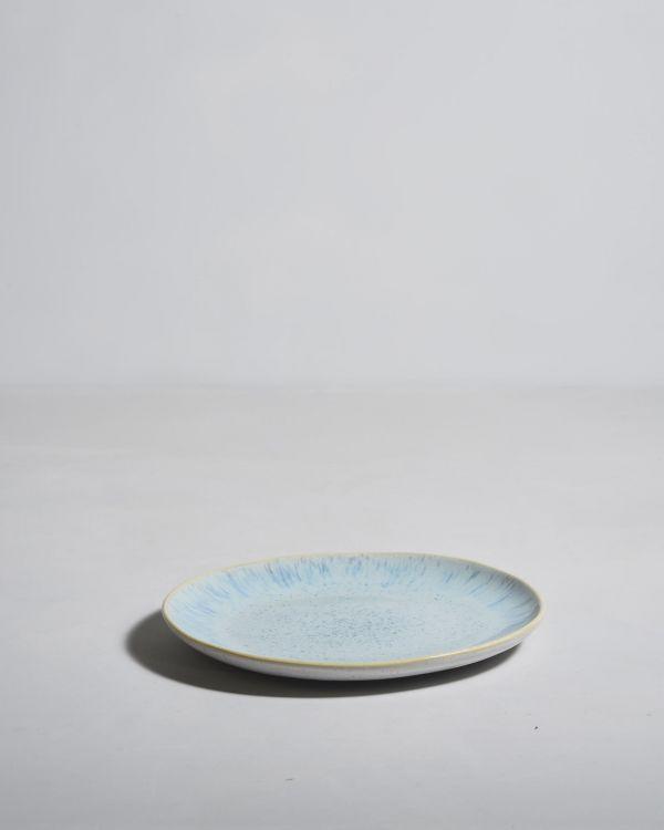 AREIA - Plate small aqua