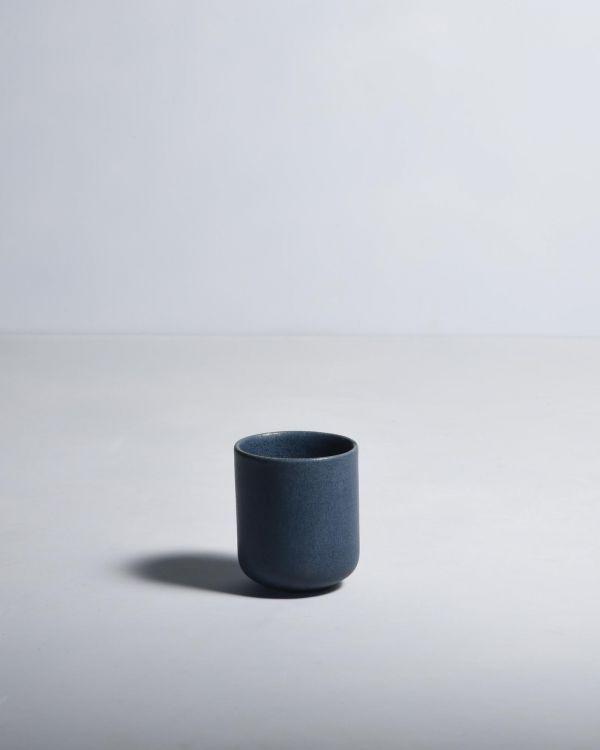 Macio Becher blau
