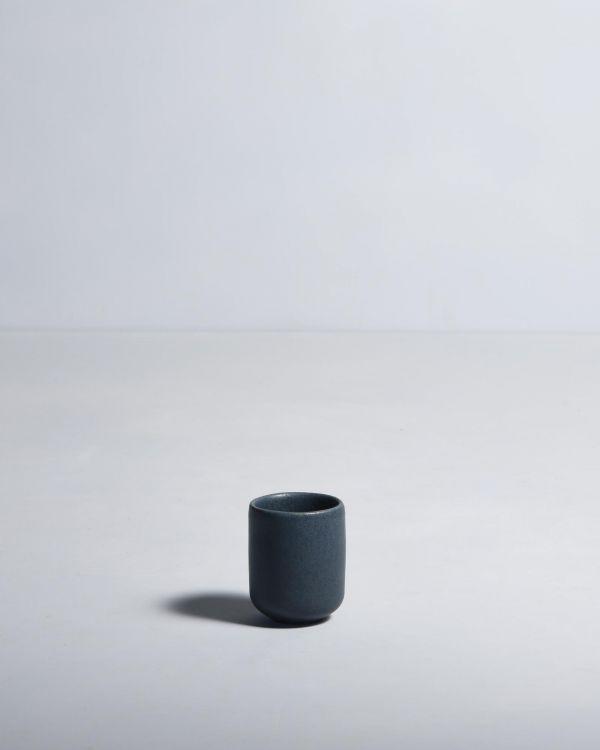 Macio Espressobecher blau