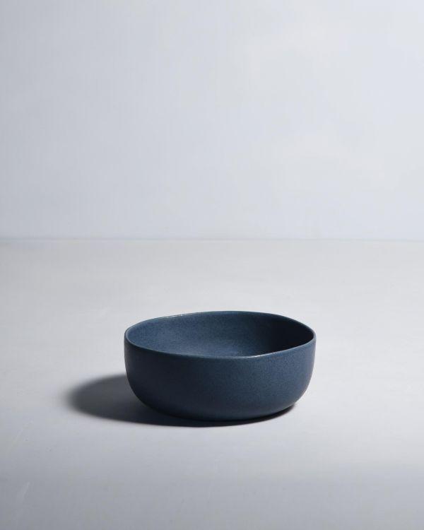 Macio Müslischale blau