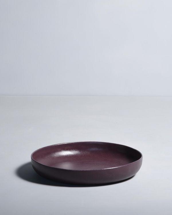 MACIO - Pastabowl burgundy